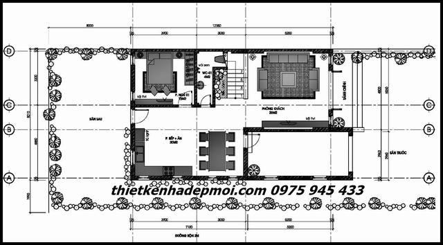 tang-1-mau-thiet-ke-nha-pho-2-tang-8x12-dep-6574