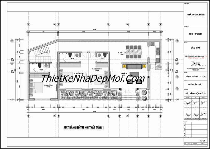 thiet-ke-nha-cap-4-co-gac-lung-mai-thai-o-nong-thon