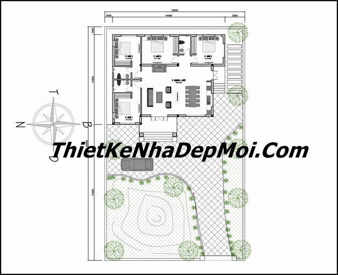 mau-nha-mai-bang-1-tang-dep-4-phong-ngu-1436
