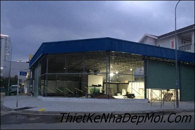 thiet ke showroom gia re 9943