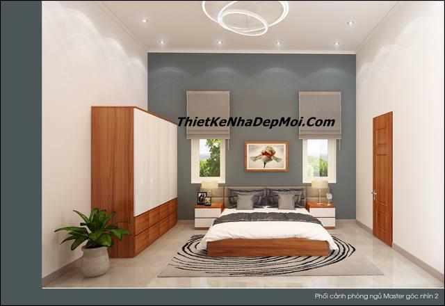 Thiết kế nội thất phòng ngủ hiện đại – ĐẸP MÀ LẠI RẺ