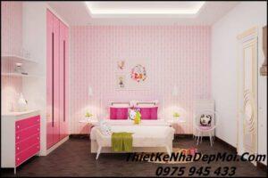 Phòng ngủ đẹp cho trẻ em từ 8 đến 12 tuổi