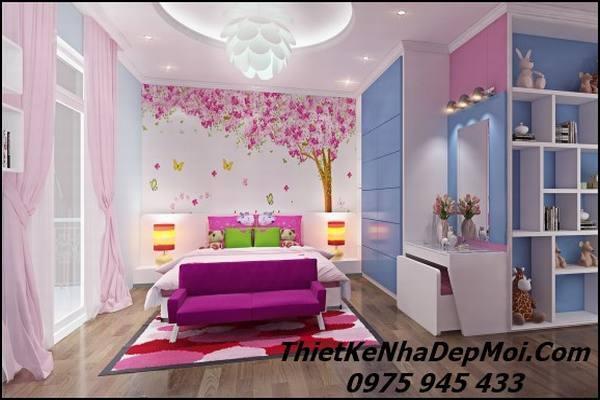 Lé mắt mẫu phòng ngủ đẹp của các hotgirl Việt Nam