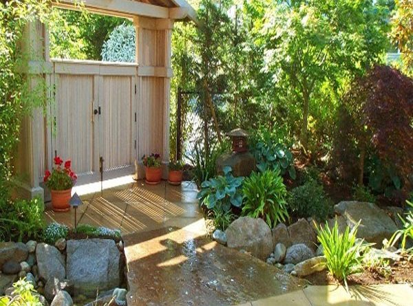 Phong thủy sân vườn tăng sức khỏe và củng cố sự nghiệp